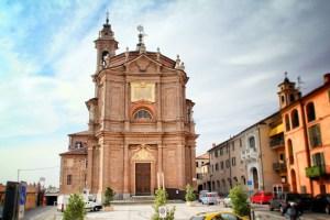 Fossano: Chiesa SS. Trinità