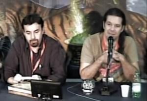 Marco Maggi e Francesco Nepitello