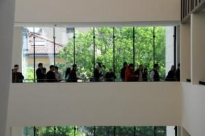 Trento: file per entrare