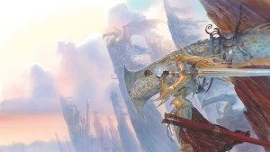 """Elves and Dragons"" pubblicato da Cry Havoc/Rackham Confrontation"
