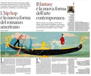 La Lettura - Il Corriere della Sera