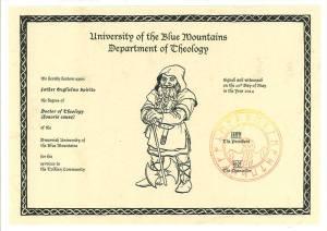 laurea University of the Blue Mountains