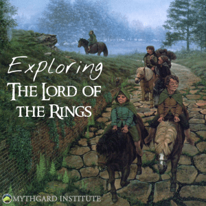 Exploring The Lord of the Rings - online
