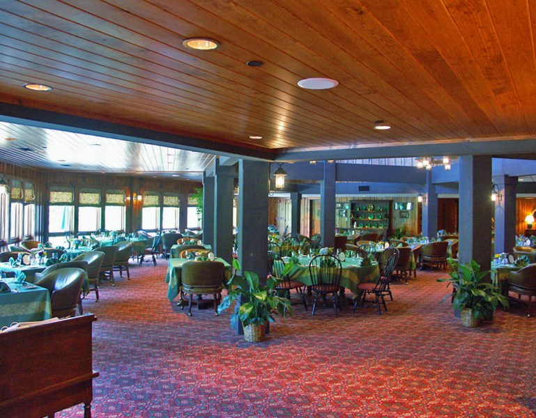 Grandfather Golf   Country Club   Vannoy Construction Grandfather Mountain Country Club Lodge