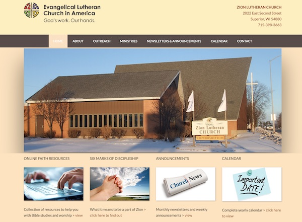 Zion Lutheran Superior