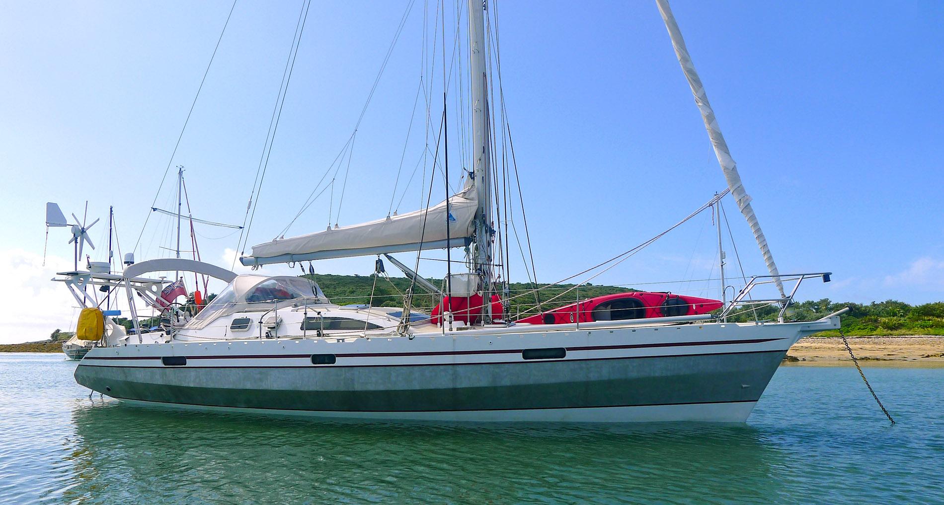 Cruising Amp Blue Water Yacht Broker UK And International