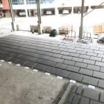Granite Flooring Tiles China Stone Alps Black Granite