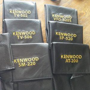 Kenwood Radio Dust Cover