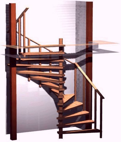 Spiral Stair Plans Spiral Stairs Crafted In Wood | 12 Foot Spiral Staircase | Lowes | Stair Treads | Black Spiral | Steel | Gray Interior