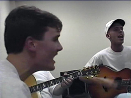 Eric Church and Jeff Hartman