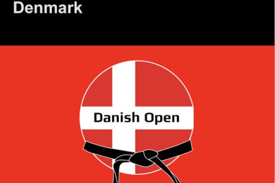 Silfur á Opna Danska