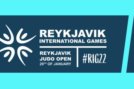 Reykjavik Judo Open 2022