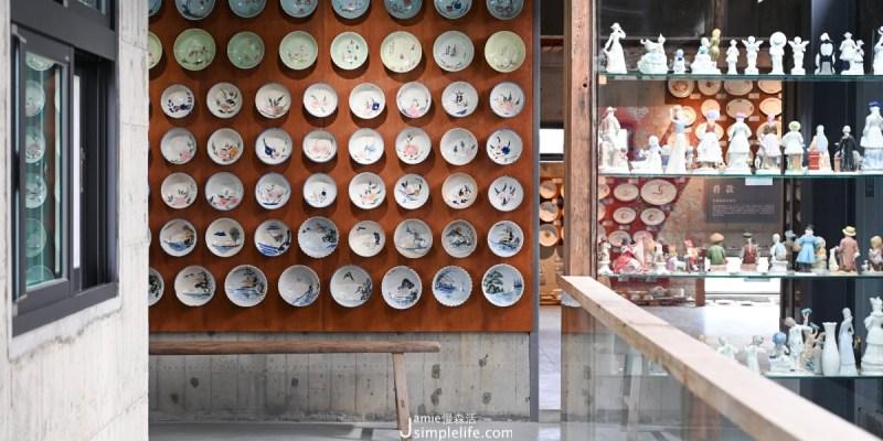 宜蘭二結 台灣碗盤博物館,「平安順興」收藏碗盤展現台灣在地文化特色