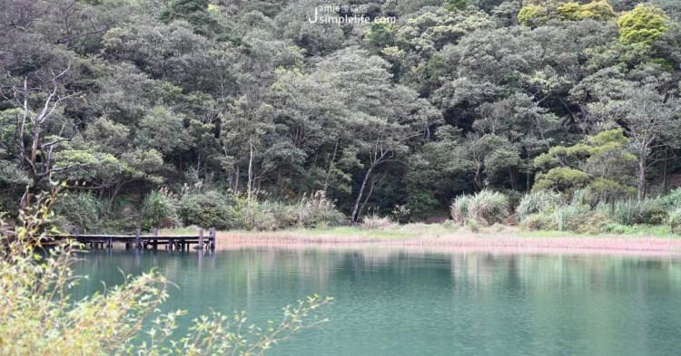 只要半天!汐止「新山夢湖」帶你走新山、讀湖邊唯美面容
