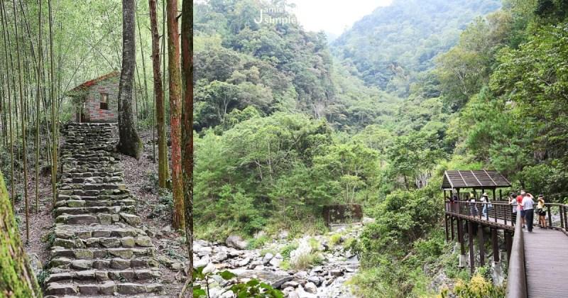 離開生活一下子,走進森活一陣子。位於台中市和平區境內,八仙山國家森林遊區這裡海拔667公尺起,至八仙山主峰高2938公尺海拔,氣候宜人,是日治時期台灣三大林場之一。下起陣雨的時候,林木、竹林與天然瀑布,還有裘紹基老師有吸引力的導覽聲音,自然疊成森林美妙樂曲,豐富了起來。這刻搭上森林巴士「幸福‧森在其中」一日、二日遊,讓八仙山為你送上溫暖擁抱、開啟療癒身心的森林體驗吧!