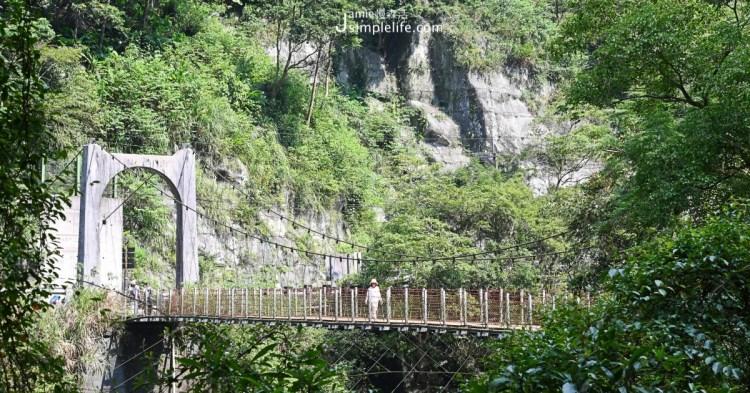 新北健行步道推薦:烏來「信賢步道」平緩好走,觀瀑布四季美景前往內洞