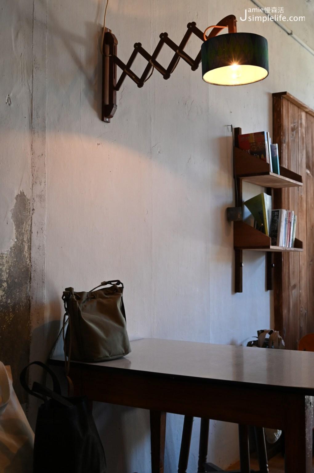 平溪區 嶺腳羊水咖啡 店內空間