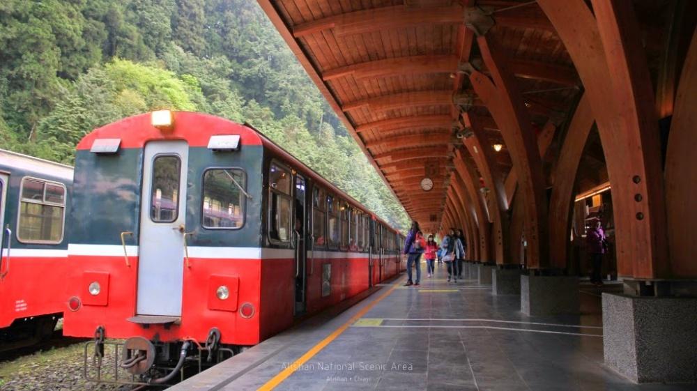 嘉義阿里山小火車,前進秘境車站、世界文化遺產鐵道「獨立山」 阿里山小火車(支線)阿里山森林小火車