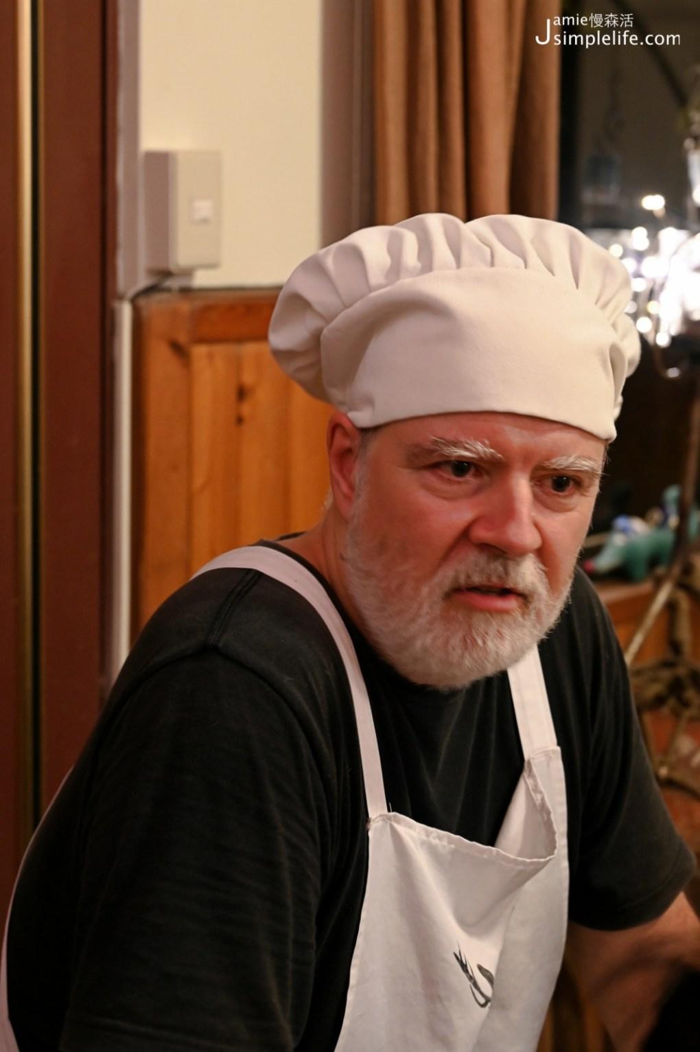 預約制、無菜單料理!德台夫妻開在台東「恰比兔子」餐廳 德國的先生裴友涵