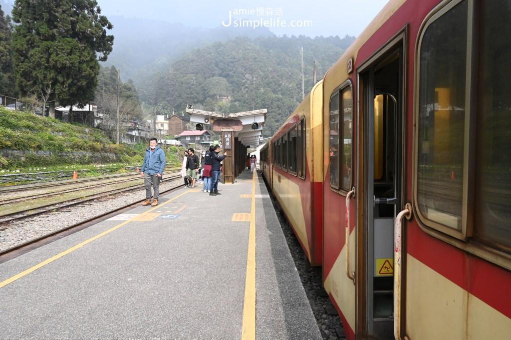 嘉義阿里山小火車,前進秘境車站、世界文化遺產鐵道「獨立山」 阿里山森林小火車