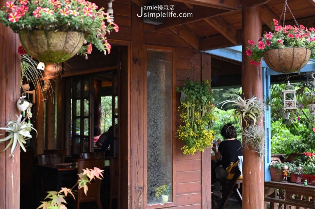 苗栗南庄「碧絡角花園咖啡」咖啡廳