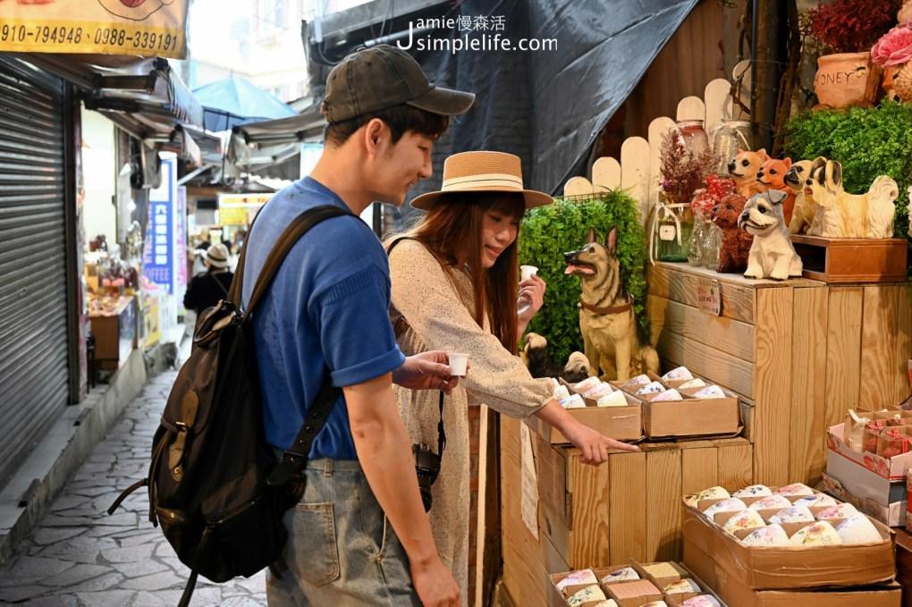 苗栗南庄尋訪老街、特色美食美景 桂花巷