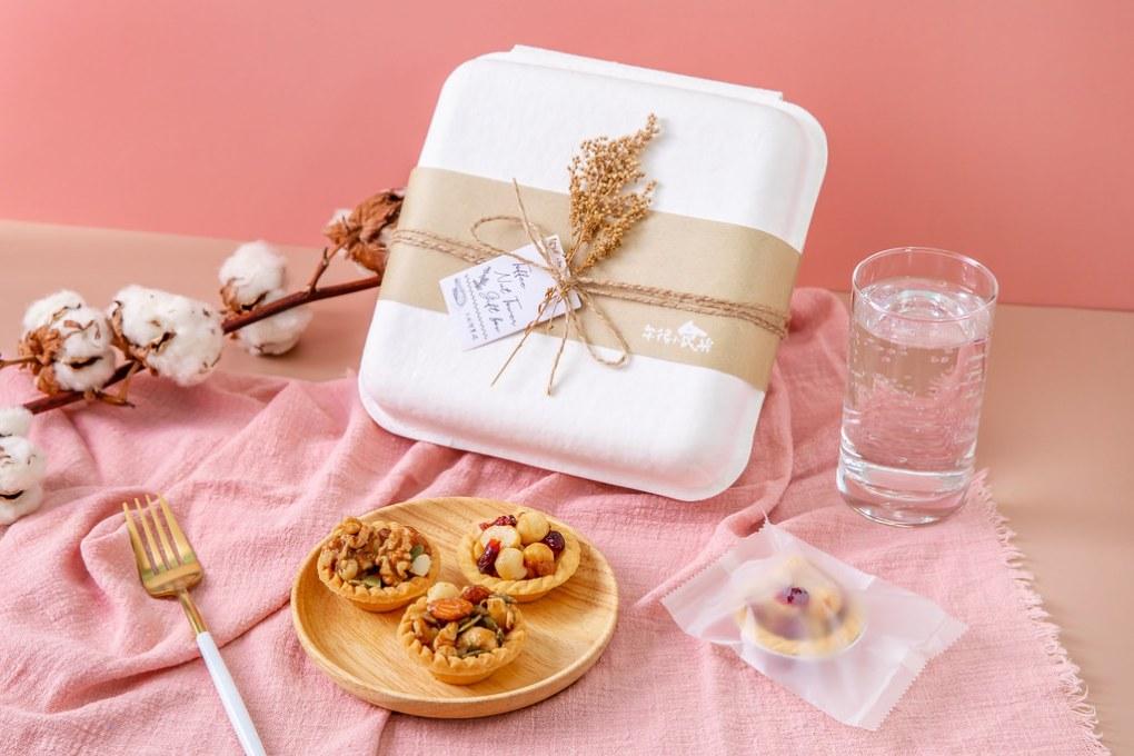 端午宅在家!外送禮盒、肉粽,7家限時免運心意不減 小點心禮盒