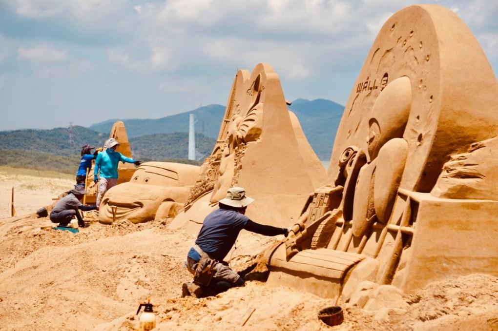 沙雕師創作沙雕過程