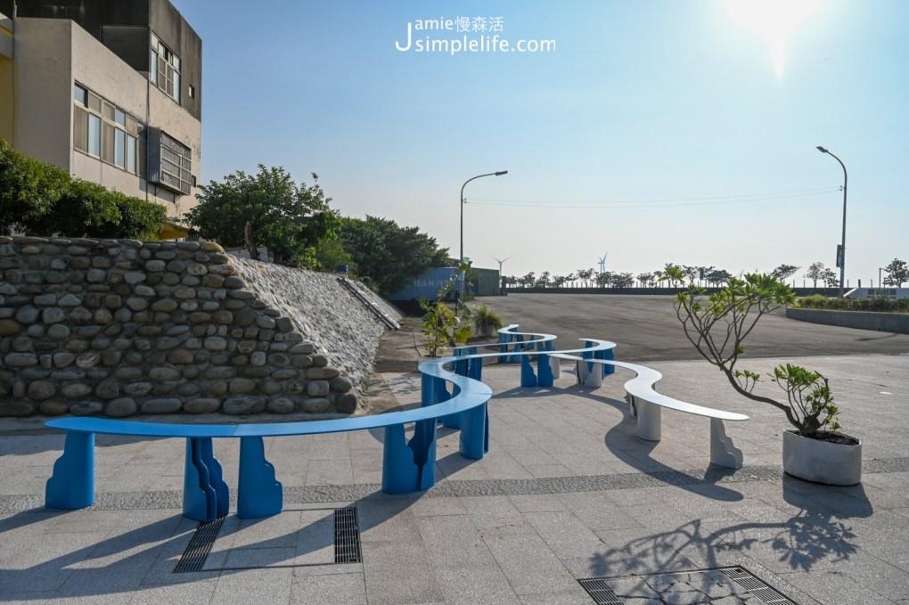 新竹香山區 2021香山濕地藝術季 3.The Rising Tide. 海浪的痕跡