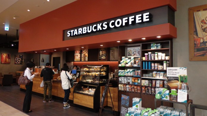 Image result for starbucks coffee shop