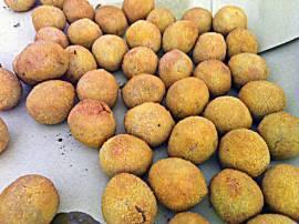 Gastronomia: Fritto Misto, olive all'ascolana