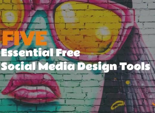 Free Social Media Design Tools Header
