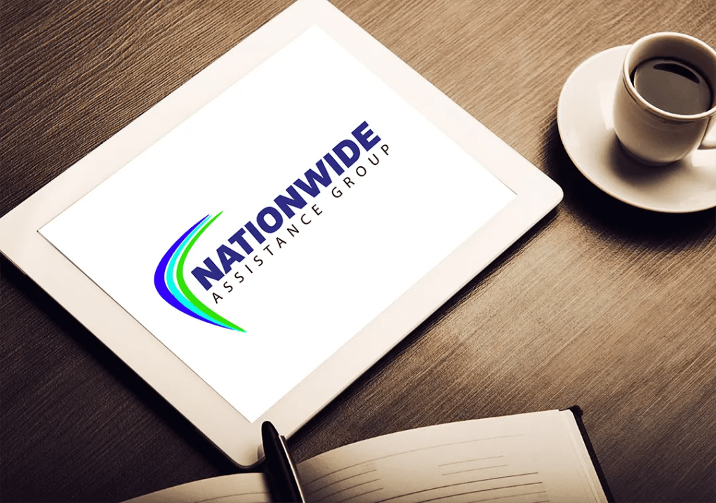 Nationwide branding and logo design project