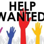 Book project: Help wanted
