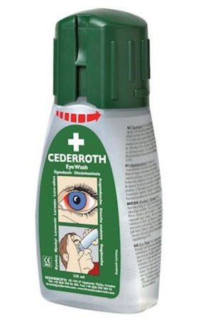 cederroth øjenskyl 235 ml