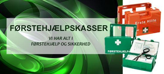 Førstehjælpskasser - JT-eXtra