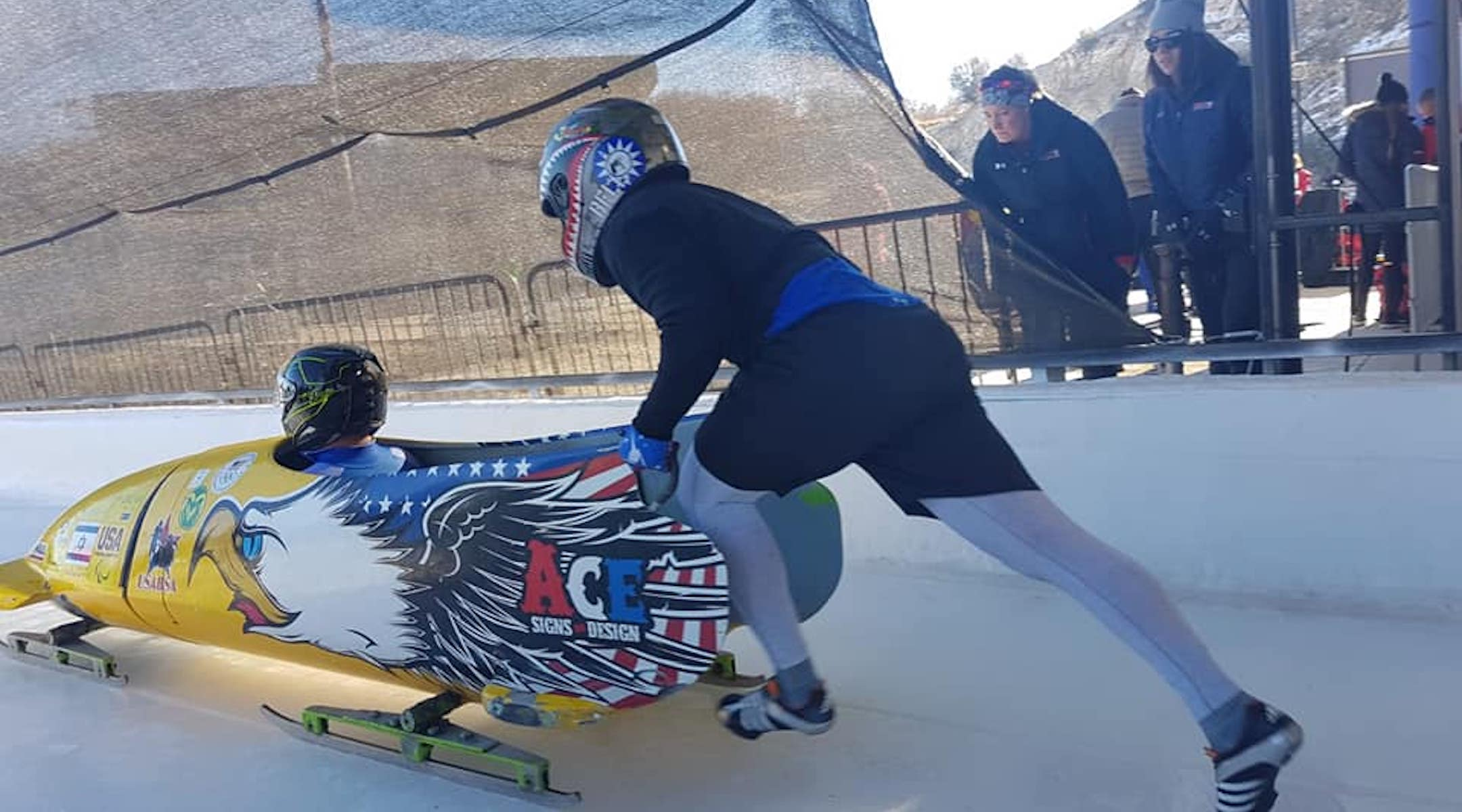 Israel Has A Bobsled Team And It Wants To Compete In The