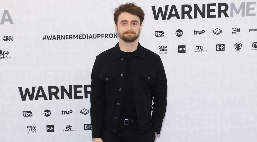Daniel Radcliffe attends the 2019 WarnerMedia Upfront at One Penn Plaza on May 15, 2019 in New York City. (Taylor Hill/FilmMagic)