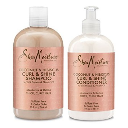 sulfate free shampoo and conditioner for curly hair