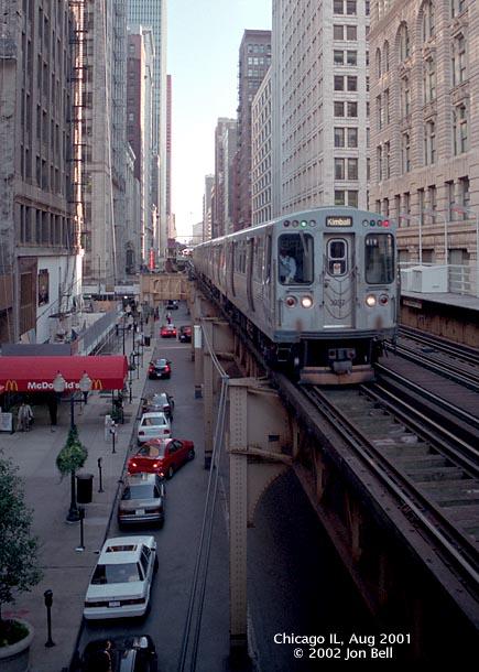Chicago Loop L