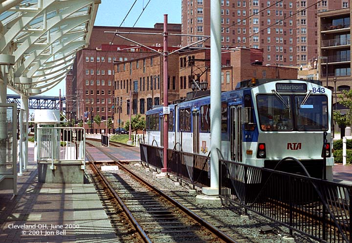 Blue Line Light Rail