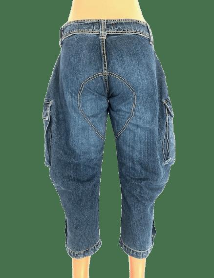 Pinocchietto jeans 3