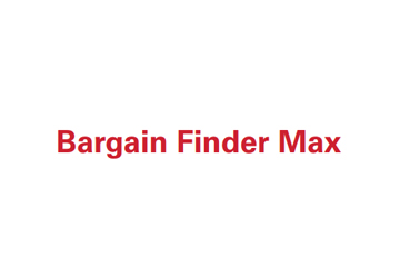 Bargain FInder Max logo