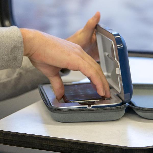 PhoneSoap travel technology photo