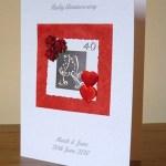 Ruby Anniversary (40 years)