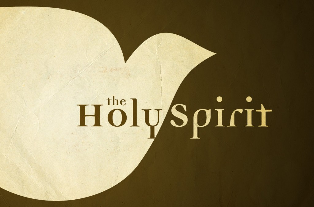 THE HOLY SPIRIT – and the future (first fruits)