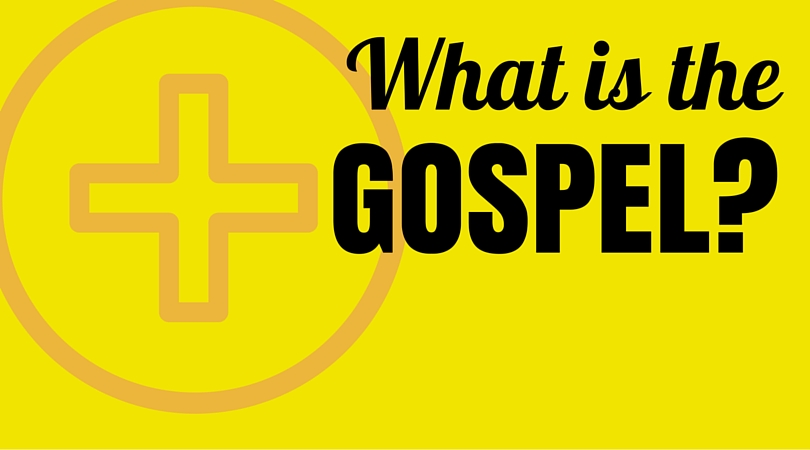 The gospel means freedom from the Slavery of Sin