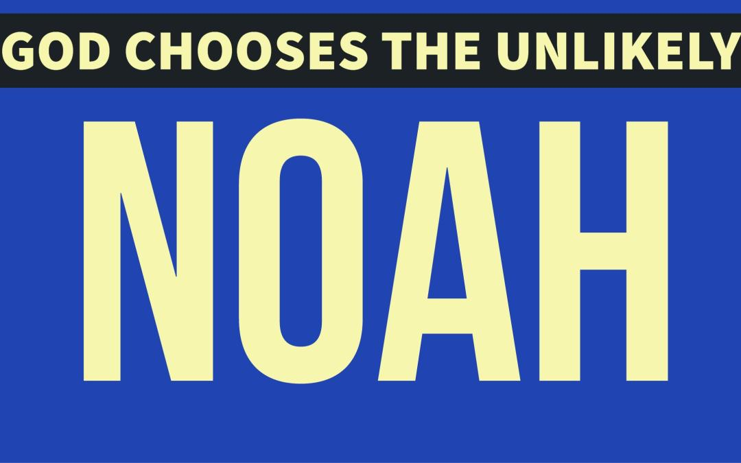 Noah – What to do when no one believes you?