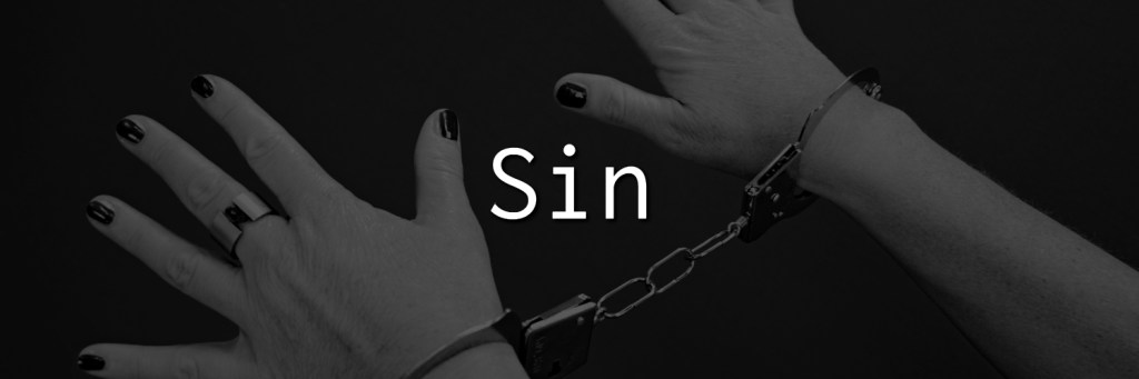 Sin - We feel unclean to go into God's presence - jtdyer.com