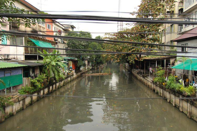 Khlong bangkok